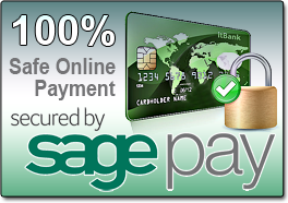 Online Secure Payment by Sage Pay